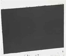 Richard Serra, The Moral Majority Sucks (Berswoldt-Wallrebe 23; Gemini 971)