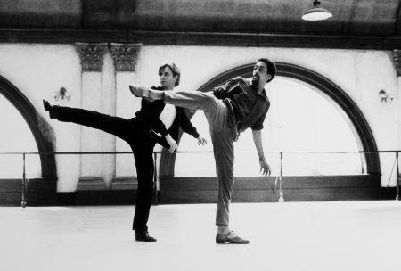 Crickmay Anthony | 2 works: Mikhail Baryshnikov and Gregory Hines