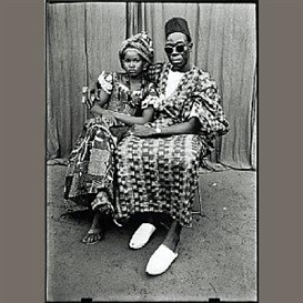 Seydou Keïta, Untitled #19, 1952-55