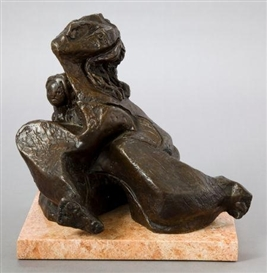 Charles Umlauf, Flight