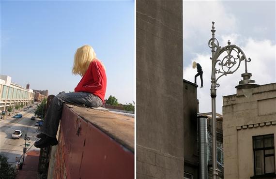 Mark Jenkins, 2011 Dublin, 2007 Washington DC