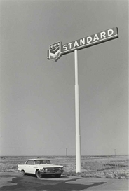 Artwork by Henry Wessel, California, Made of gelatin silver print