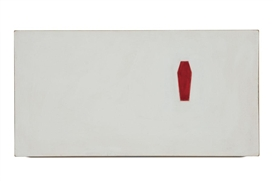 Artwork by Robert Therrien, Untitled, Made of Enamel on wood board