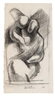Lorser Feitelson, Mother/Child