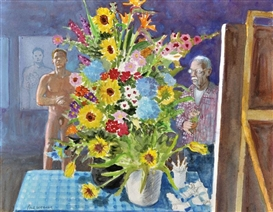 Paul Wonner, Artisan Model