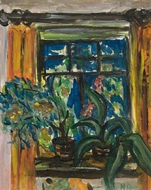 Nano Reid, 'Still Life by Window'
