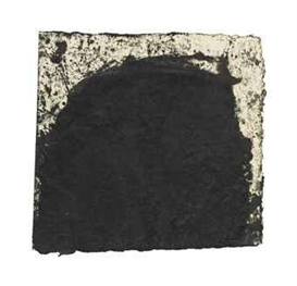 Artwork by Richard Serra, Allé, Made of paintstick on paper