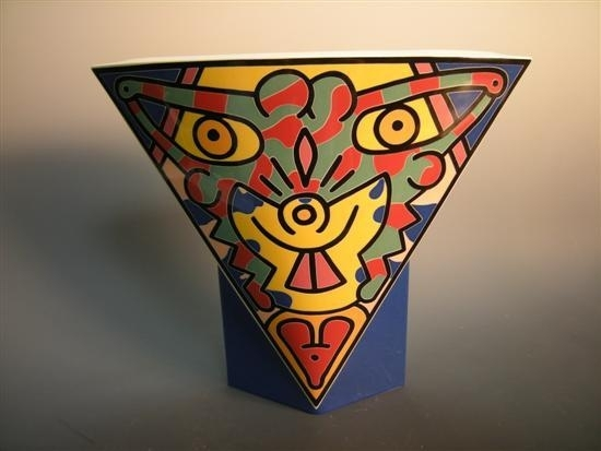 Haring Keith A Villeroy Boch Limited Edition Spirit Of Art
