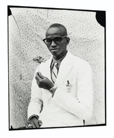 Artwork by Seydou Keïta, Sans titre, 1959, Made of silver print
