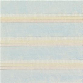 Artwork by Agnes Martin, Untitled, Made of watercolor and graphite on paper