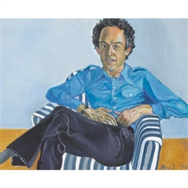 Artwork by Alice Neel, Untitled, Made of oil on canvas