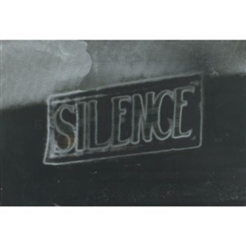 Christian Marclay, Silence (The Electric Chair)