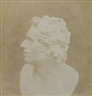 "William Henry Fox Talbot, Bust of Patroclus ""The Pencil of Nature"""