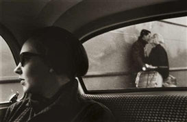 Artwork by Louis Stettner, Holland Ferry, Made of Gelatin silver print