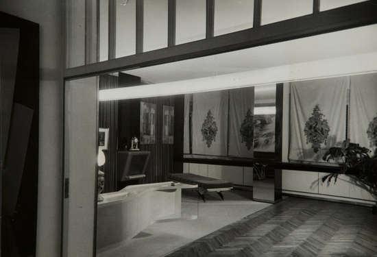 Artwork by Carlo Mollino, Casa Orengo, Made of gelatin silver print