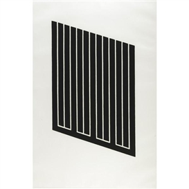 Artwork by Donald Judd, Untitled, Made of Aquatint