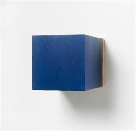 Artwork by Herbert Hamak, OHNE TITEL (UNTITLED), Made of Synthetic resin on canvas