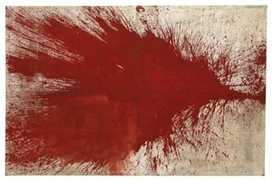 Hermann Nitsch, Action painting