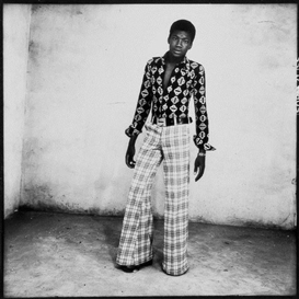 Artwork by Seydou Keïta, Untitled, Made of Gelatin silver print