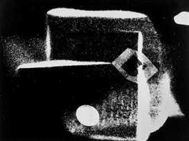 Artwork by György Kepes, Untitled, Made of Gelatin silver print