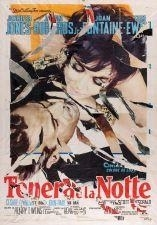 Artwork by Mimmo Rotella, Amore Vero, Made of Takeoff posters mounted on canvas