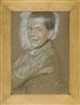 Stanislaw Wyspianski, Study of smiling boy