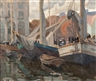 Oskari Paatela, View From Kolera-Allas