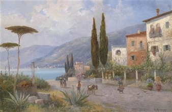 A Southern Vie By Alois Arnegger