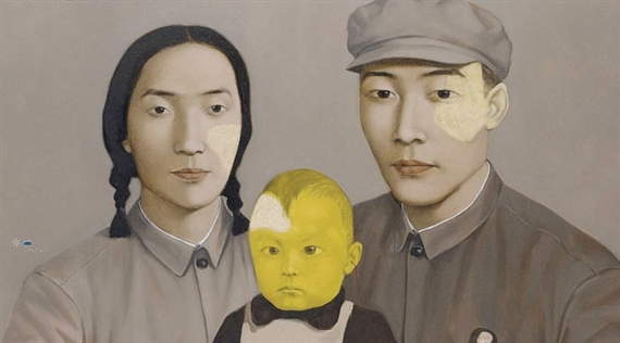 Top 10 Contemporary Artists mutualart watchlist: chinese contemporary artists | huffpost