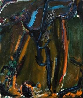 Tyren By Jens Johannessen ,1966