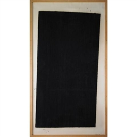 Artwork by Richard Serra, Glenda Lough, Made of Paintstick on screenprint Arches Cover paper