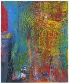 A.B. Courbet by Gerhard Richter