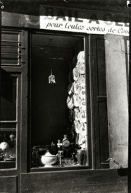 Wols, Schaufenster. Paris, circa 1938