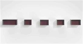 Donald Judd, Untitled