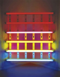 Dan Flavin, Untitled (for Leo Castelli at his Gallery's 30th Anniversary) 3