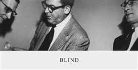 John Baldessari, Horizontal Series: Blind