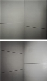 Luisa Lambri, Two works: (i) Untitled (Haus am Horn, c), 2001; (ii) Untitled (Haus am Horn, d)