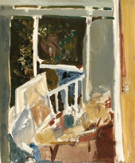 Liliane Klapisch, Interior of a Room