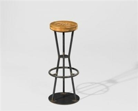 Martin Kippenberger, Bar stool