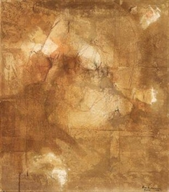 Artwork by Enrique Brinkmann, Untitled, Made of Mixed media on canvas