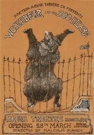 William Kentridge, WOOZEBEAR AND THE ZOO-BEARS