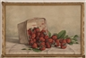Clara Maxfield Arnold, Still life of stawberries