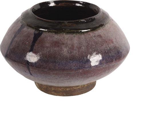 Blumhardt Doreen Squat Spherical Vase Mutualart