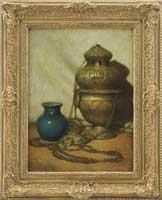 ORIENTALIST STILL LIFE By Frederick J. Mulhaupt