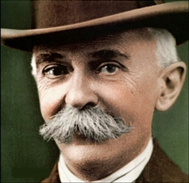 Founder of Modern Olympics