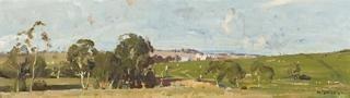 Landscape By W.B. McInnes ,1925