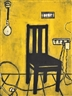Katherine Hattam, Yellow Chair