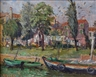 Gilbert, Boats on River