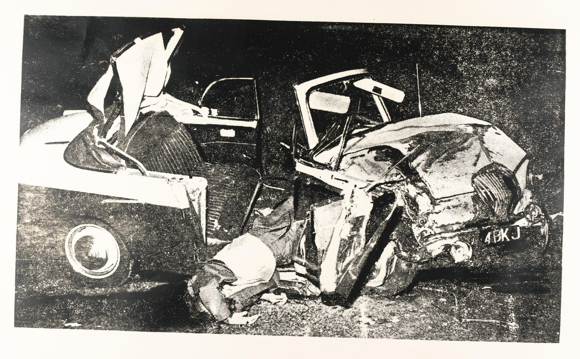 Andy Warhol Car Accident