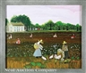 Elaine Forstall, Picking Cotton on the Plantation